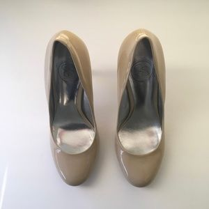 Jessica Simpson Oscar Pumps in Dove with Box